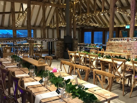 DIY/Dry Hire Wedding Venues in Kent