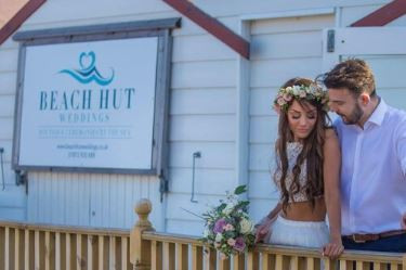 The Beach Hut Wedding Venue, Herne Bay, Kent Wedding Venue