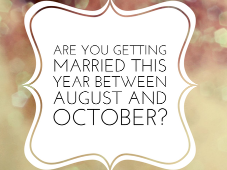Are you getting married? The BBC Want You!