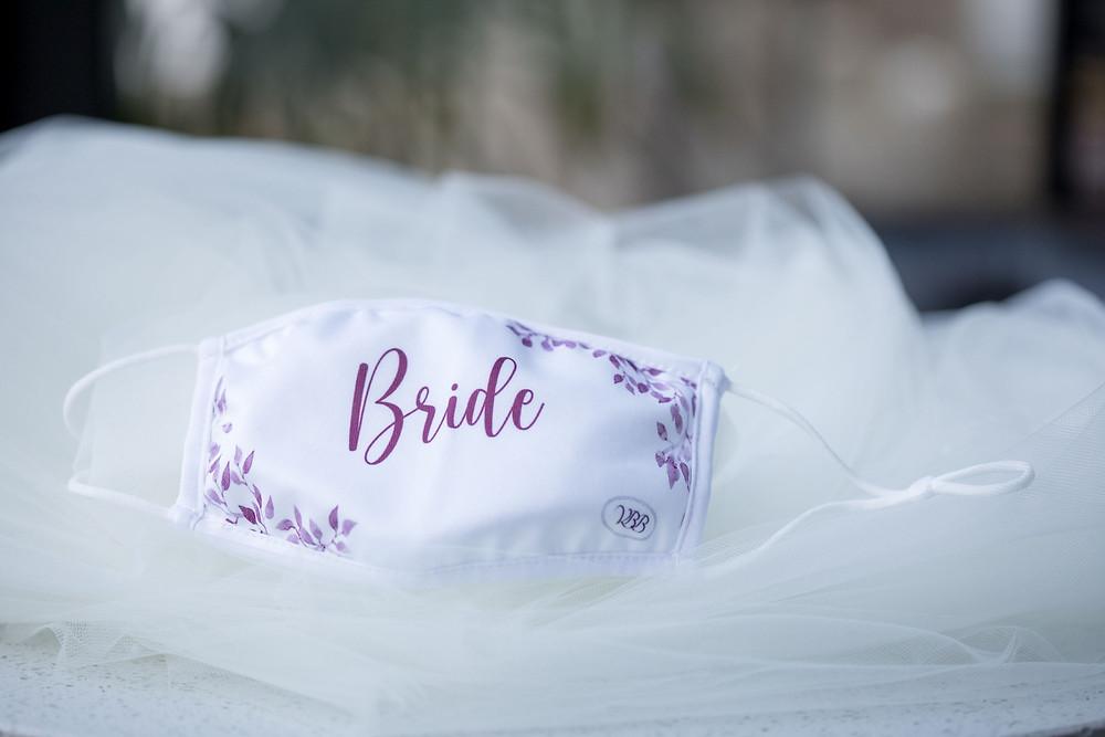 Jeff Oliver Photography | Bridal face mask, Victoria's Bridal Boutique