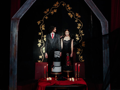 Gothic Opulence at The Vaults