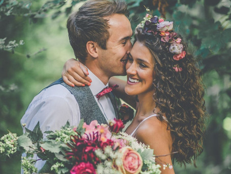 Romany Rose - a romantic boho elopement