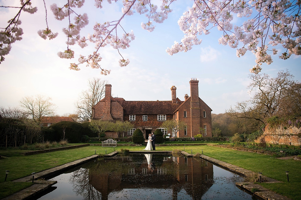 Bore Place, eco-friendly wedding venue in Kent