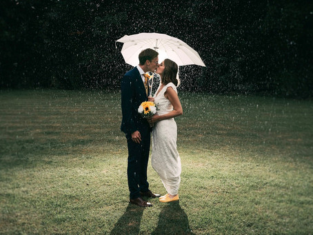 Susannah & Tom - a lockdown wedding that shows 'love wins'
