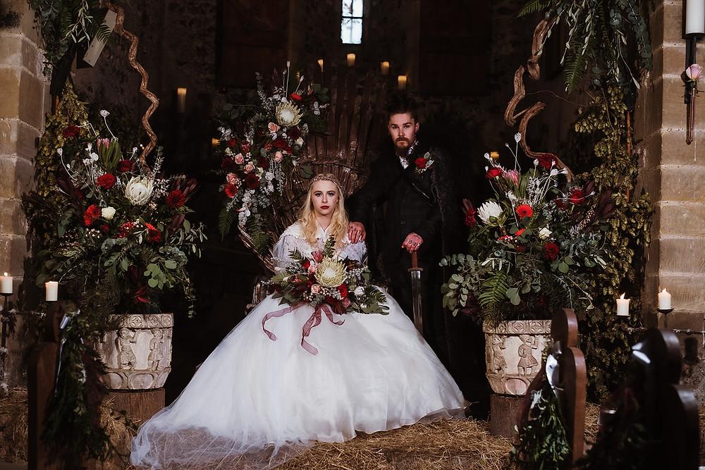 Game of Thrones Wedding | Kent Wedding Blog | Lost Village of Dode