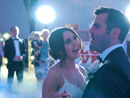 Mark & Callie: a classic and timeless wedding