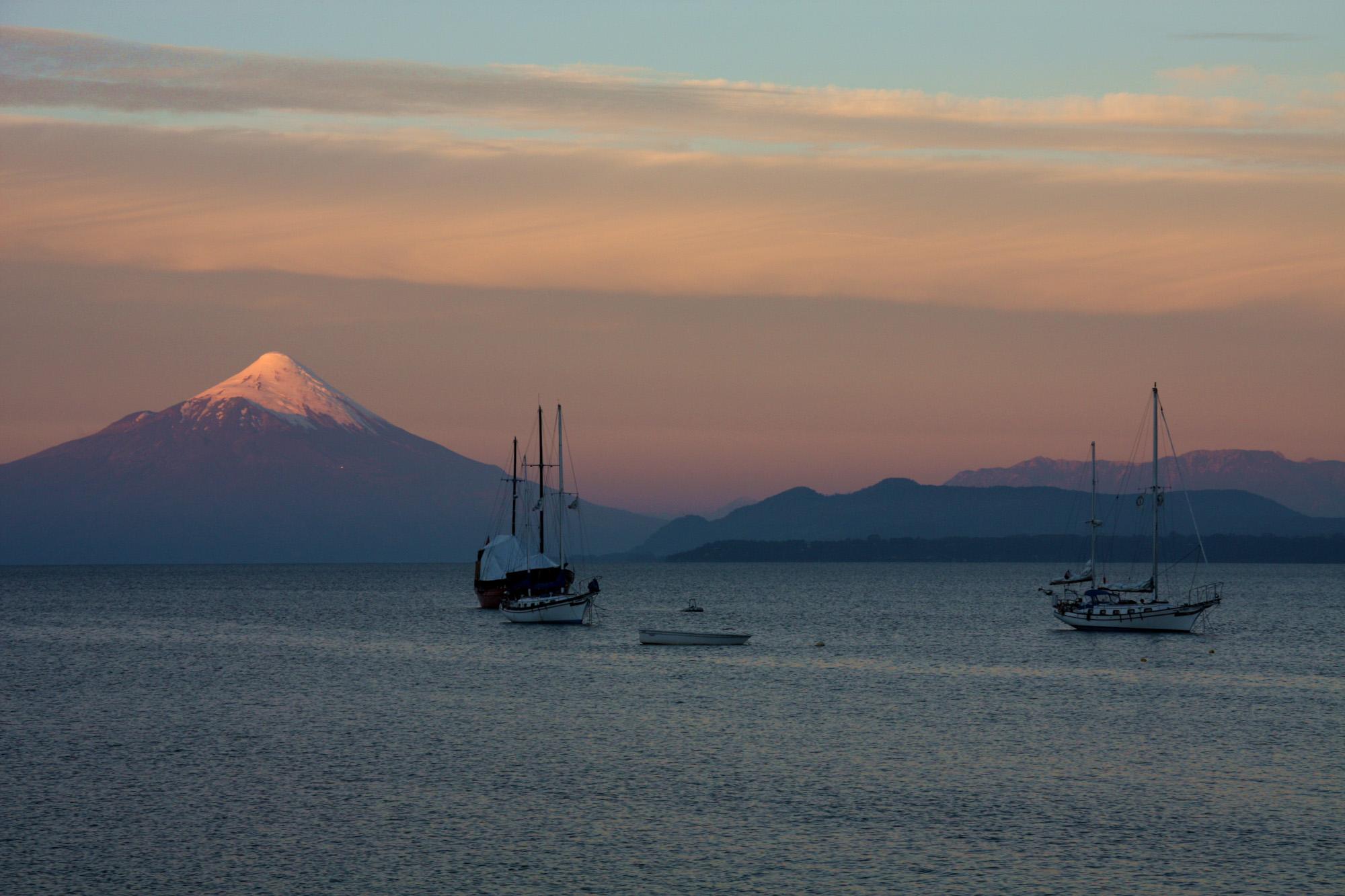 Volcano Osorno, Puerto Varas, Chile