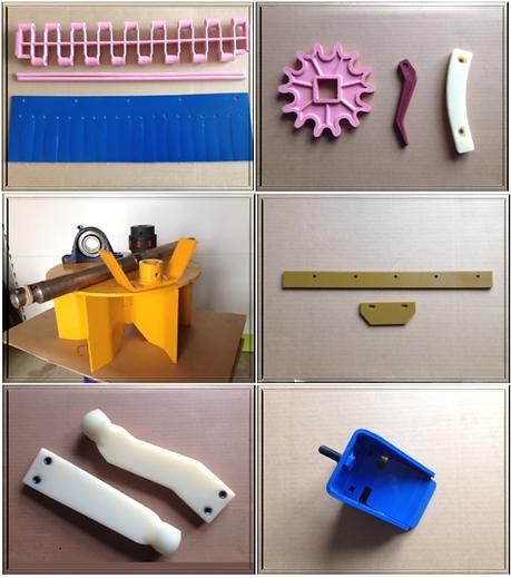 Pièces machines à vendanger Grégoire, New Holland, Pellenc, Alma