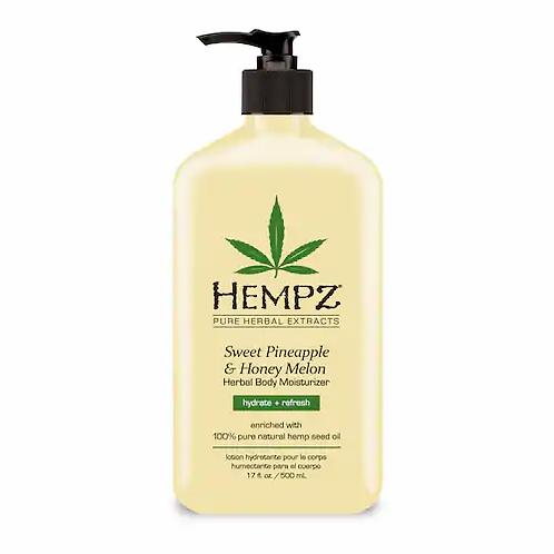 Hempz Sweet Pineapple & Honey Melon Herbal Body Moisturizer