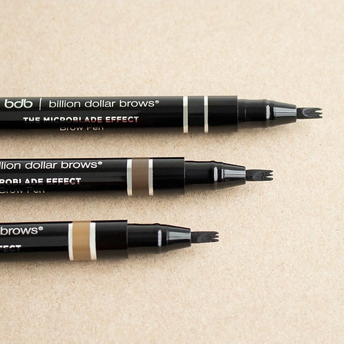 The Microblade Effect: Brow Pen
