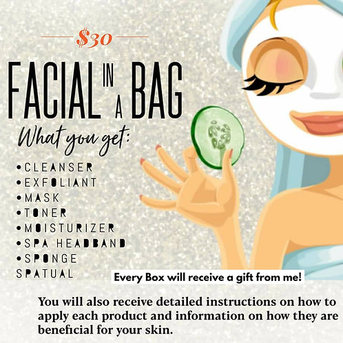 Facial In A Bag