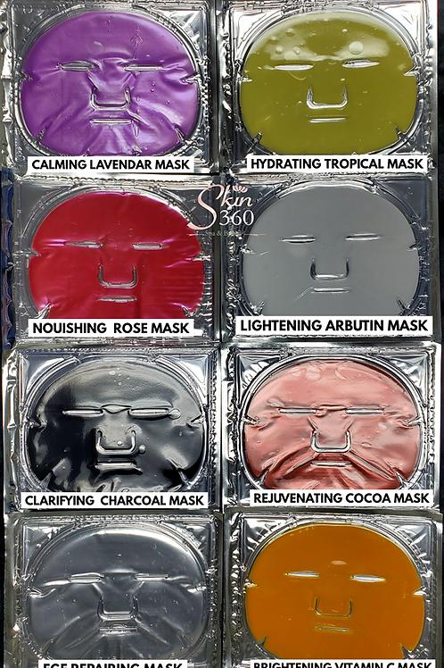 Hexapeptide Masks 2 for $16 ($2 saving)