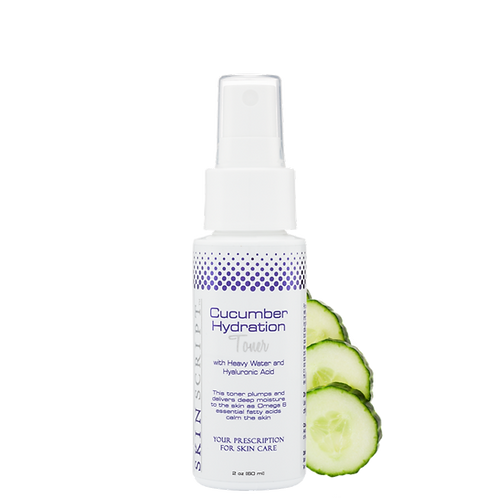 Cucumber Hydration Toner 3.3 oz