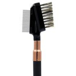 DELUXE BROW/LASH GROOMER MAKEUP BRUSH
