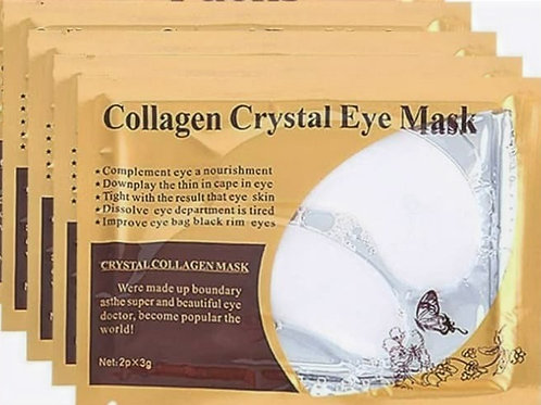 Collagen Under Eye Patches, Masks, Treatment Pads for Anti-wrinkles, Puffiness