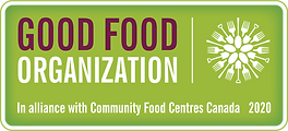Good Food Organization Badge 2020