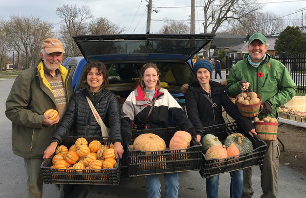 Over $2 million worth of fresh food has been distributed to 52 community agencies since 2008