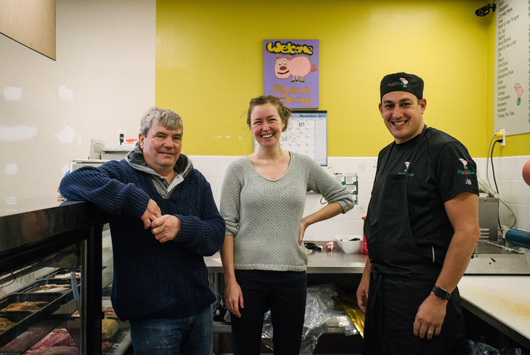 Working with 150 community partners through good food initiatives