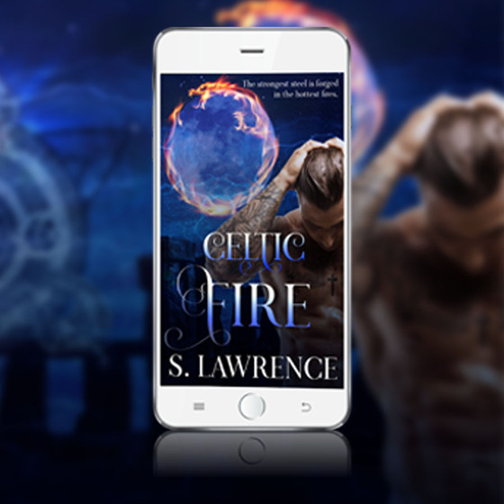 Why I wrote Celtic Fire