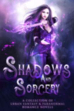 Shadows and Sorcery.Urban Fantasy and Pa