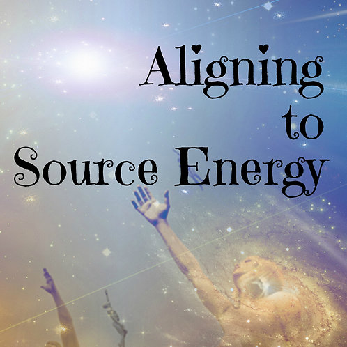 'Aligning to Source Energy' Guided Meditation - 15 Minutes