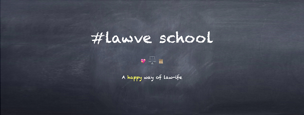 Lawve School with Bahar Ansari