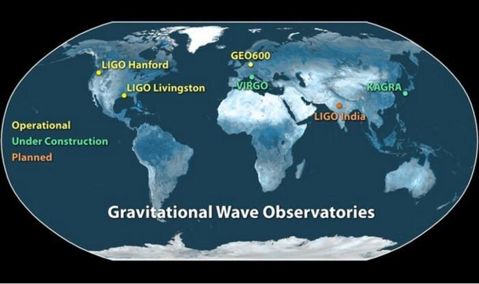 Gravitational-Earth-observatories