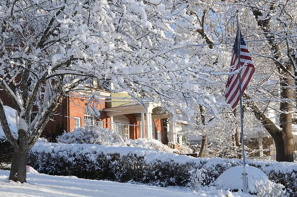 College Hill Historic Home