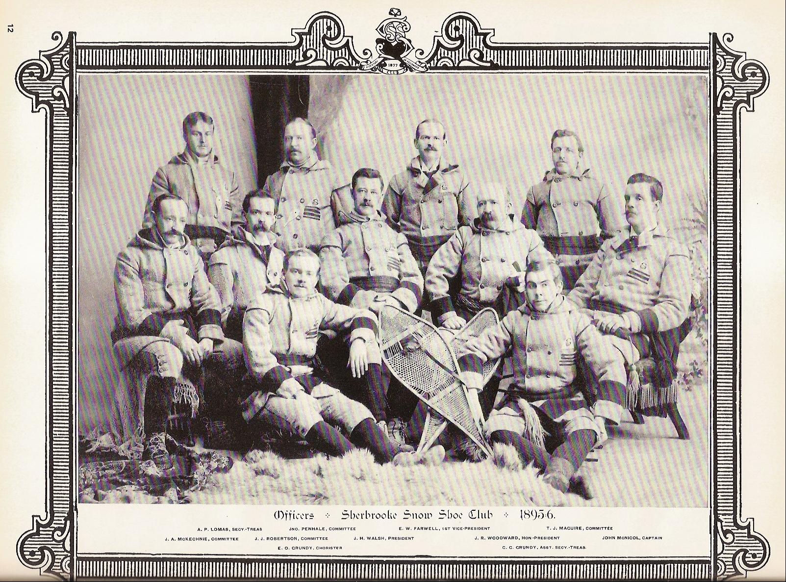 SSSC 1895-06 Executive