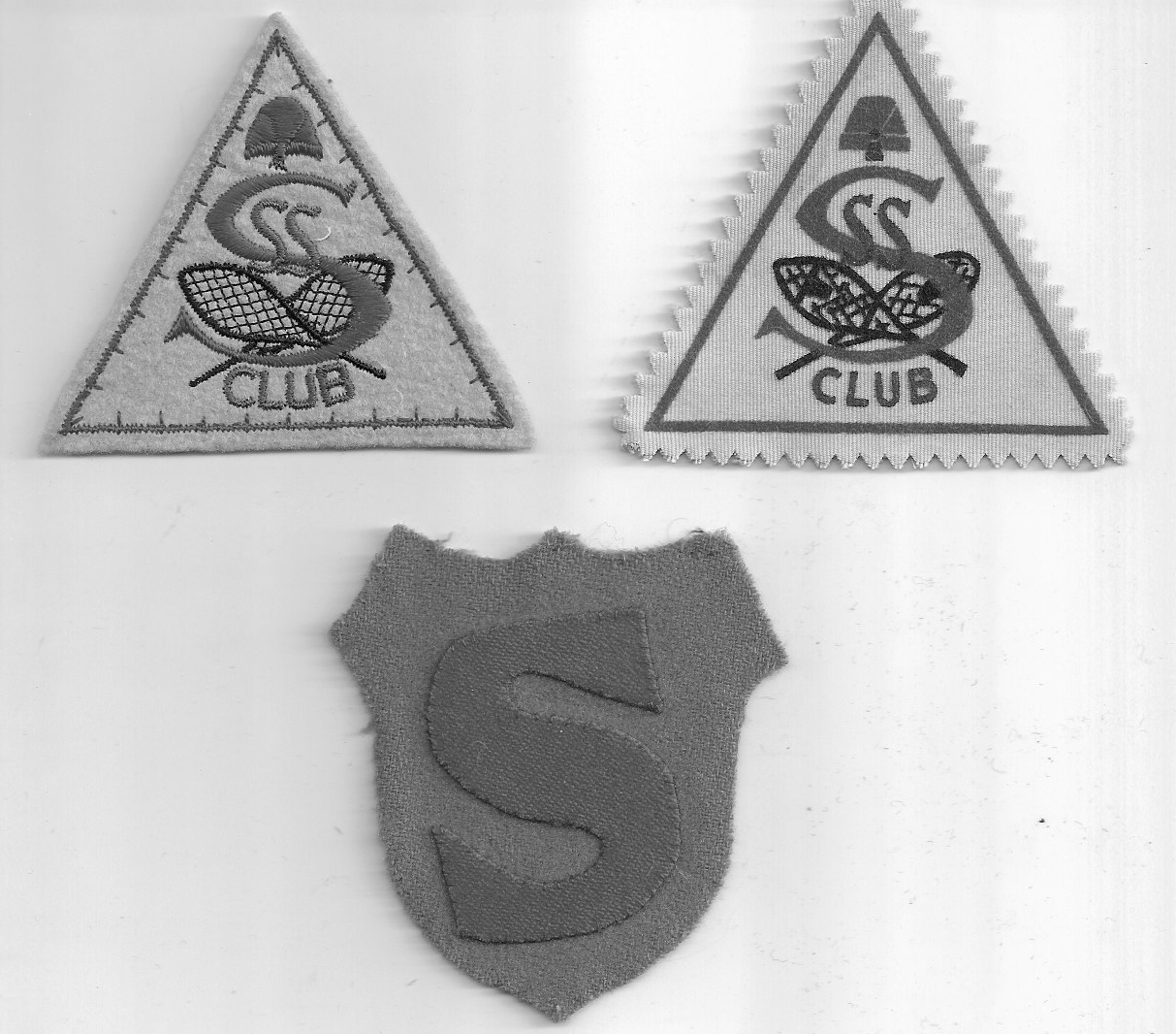 SSSC Original Badges