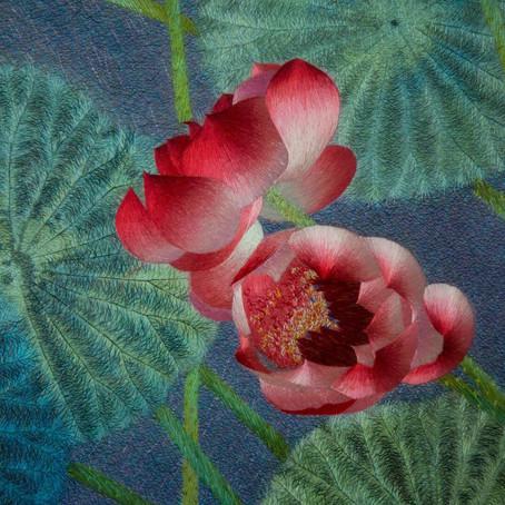 Needle Painting - Su Embroidery