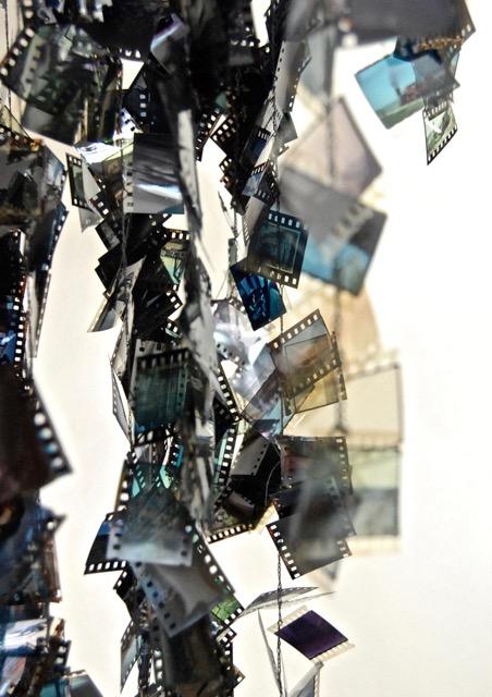 Pam Fortner, Abandoned Memories (detail)
