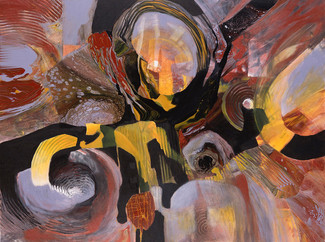SYNC Art Gallery Presents: Ulla Meyer