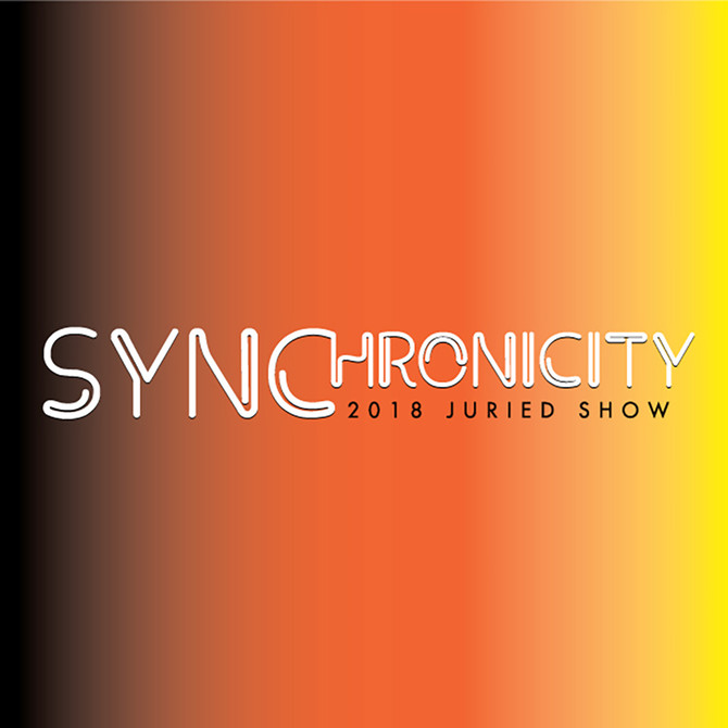 SYNC Gallery presents SYNChronocity an exhibition juried by Doug Kacena
