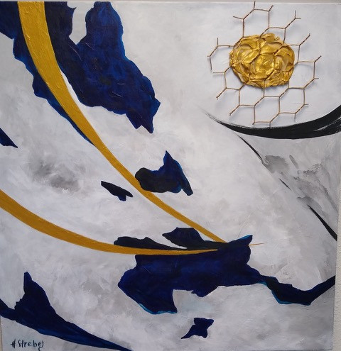 SYNC Art Gallery Presents: Helene Stebel