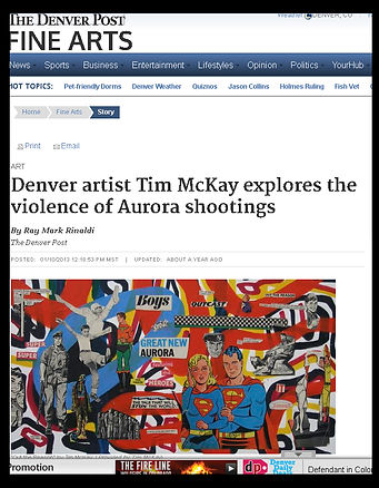 Denver Post, Tim McKay