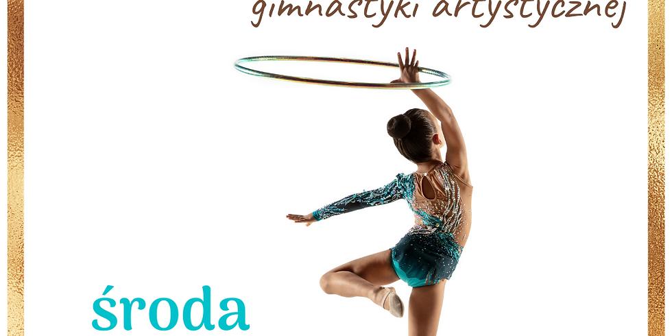 Balet z elementami gimnastyki artystycznej dla dzieci