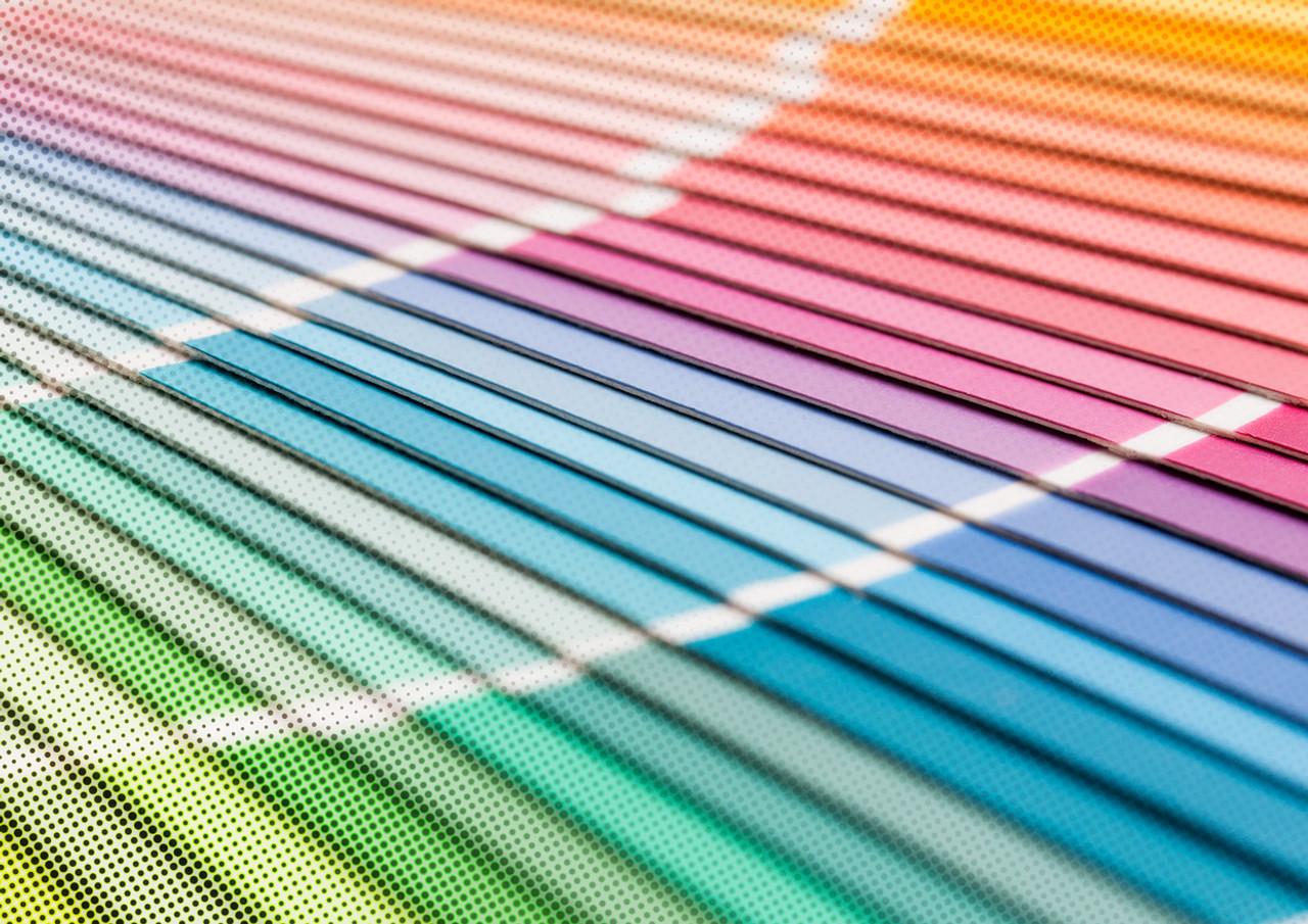 Euro Style Process pantone color palette