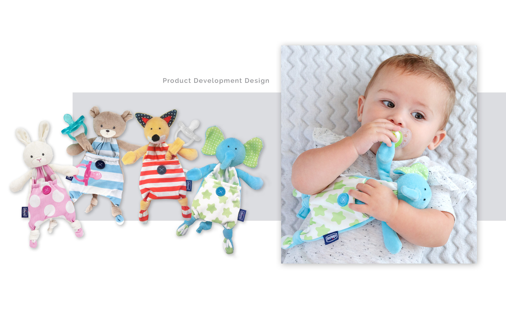 Chicco pocket buddy product design