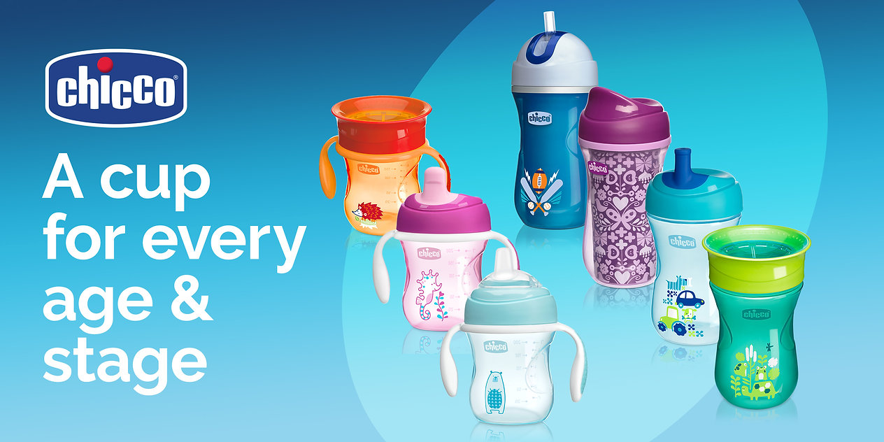 Chicco NaturalFit Cups Advertisment