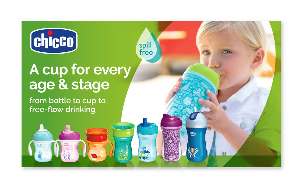 Chicco NaturalFit Cup Digital Adveristment