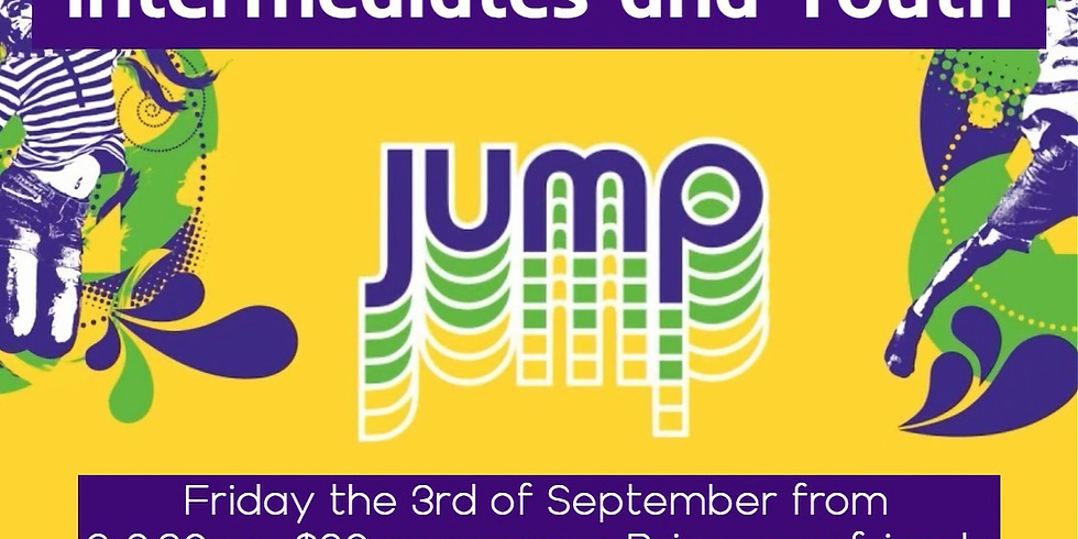 Jump and Pizza Party for Intermediates and Youth