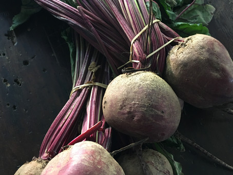 Beets do the Body GOOD!!