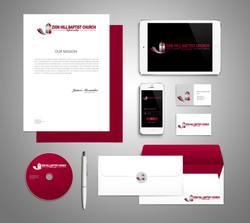 Custom Logo & Full Branding Package