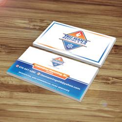 Custom logo/ business cards