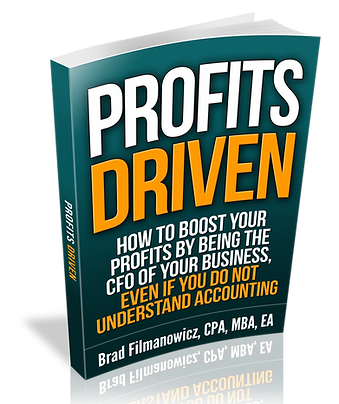 Profits Driven - Book