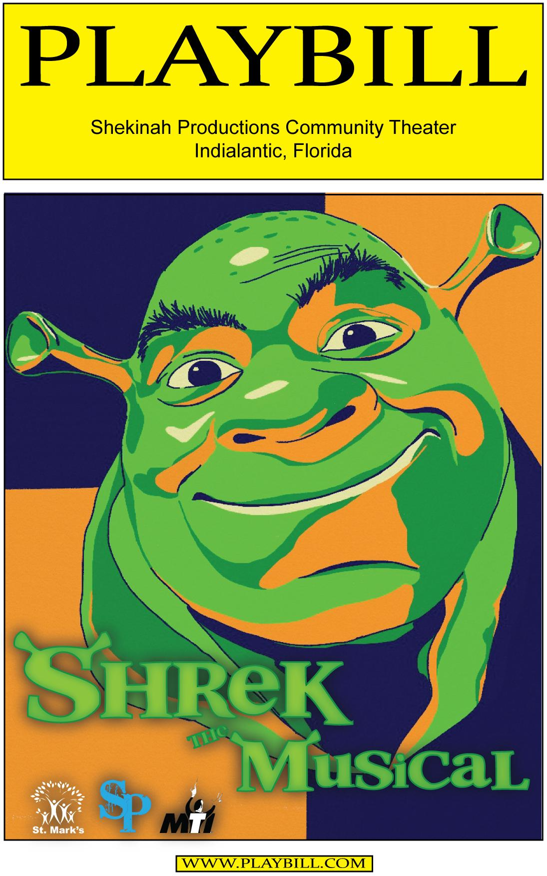 Playbill Cover - Shrek.jpg