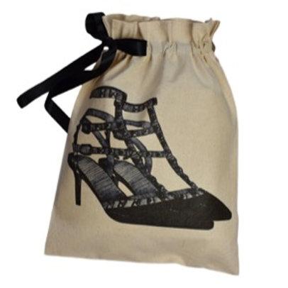 Kitten Heels Shoe Organising Bag