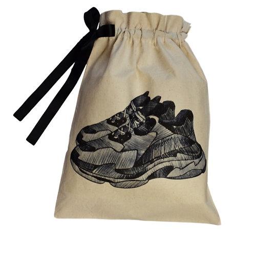 Daddy Sneaker Shoe Organising Bag