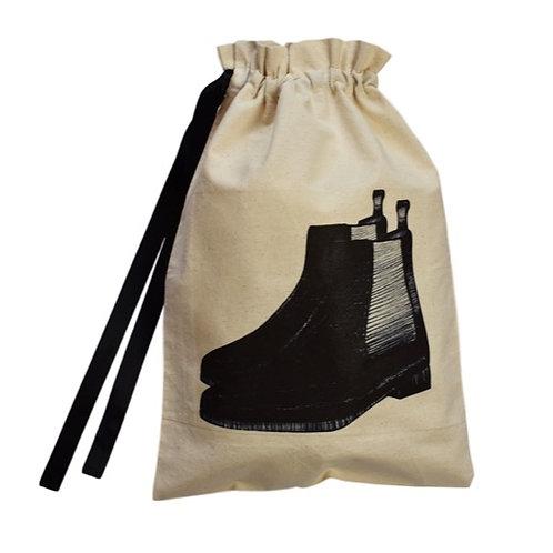 Chelsea Boots Shoe Organising Bag